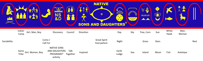 Native Sons & Daughters Headband