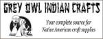 Grey Owl Indian Craft Sales Corp.
