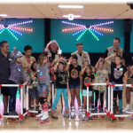 2015 Orange Spirit Back to School Roller Skating Party