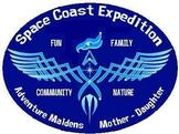Space Coast Expedition Longhouse Logo